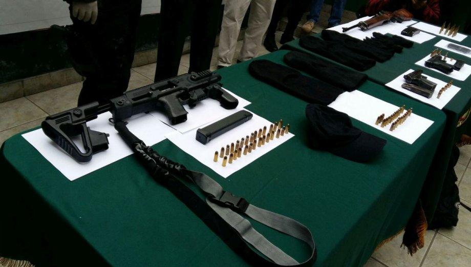 Balacera en Surco: marcas utilizaban este armamento [FOTOS]