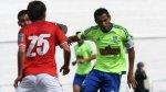 Sporting Cristal empató 2-2 con Cienciano en el Torneo Clausura - Noticias de mario ballon
