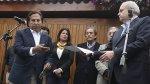 Gobierno analizará proyecto de Toledo sobre patrullaje militar - Noticias de perú posible