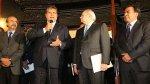 Pedro Cateriano y Alan García continúan hoy diálogo político - Noticias de perú posible