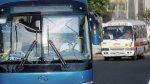 Callao asegura que Lima no fiscaliza rutas adecuadamente - Noticias de accidente de bus