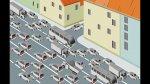 Reporte del tráfico, por Jaime Bedoya - Noticias de manuel olguin
