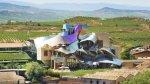 Frank Gehry y su monumento al vino - Noticias de frank gehry