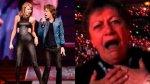 Abuela se vuelve loca cuando Mick Jagger canta con Taylor Swift - Noticias de hijos famosos