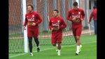 Selección peruana trabajó con miras a Eliminatorias Rusia 2018 - Noticias de ejercicios militares