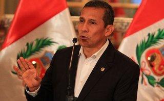 Ollanta Humala dice que Gobierno vigilará a terroristas libres
