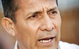 Humala: Labor policial de Fuerzas Armadas se ve en dictaduras