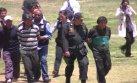 Fiscalía investiga incidentes durante protesta por Las Bambas