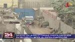 Ate: cerró calle con portón y cobra 'peaje' a sus vecinos - Noticias de peaje