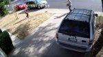 Enfrenta a ladrón y termina robándole a la cómplice [VIDEO] - Noticias de actos delictivos