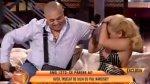 Músico golpeó a su novia embarazada en programa de televisión - Noticias de mujer golpeada