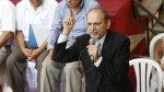 """Yehude Simon: """"Para Marco Arana, yo soy el demonio"""" - Noticias de ex presidente toledo"""