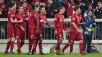 Bayern Múnich goleó 5-0 al Dínamo Zagreb por Champions League - Noticias de bundesliga
