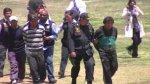 Fiscalía investiga incidentes durante protesta por Las Bambas - Noticias de walter huamani