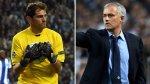 Mourinho confirma que saludó a Casillas en el Porto-Chelsea - Noticias de futbol internacional iker casillas
