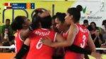 Vóley: Perú venció a Venezuela por el Sudamericano de Mayores - Noticias de juegos panamericanos