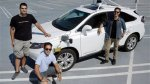 Conductor de auto Google sin chofer tiene carrera poco común - Noticias de accidente de carretera