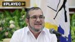 Las FARC hace advertencia sobre el plazo para alcanzar la paz - Noticias de esto es guerra