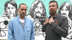 The London Police deja su marca en las paredes de Lima - Noticias de carita feliz