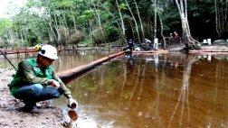 Alista la reanudación de actividades en el oleoducto
