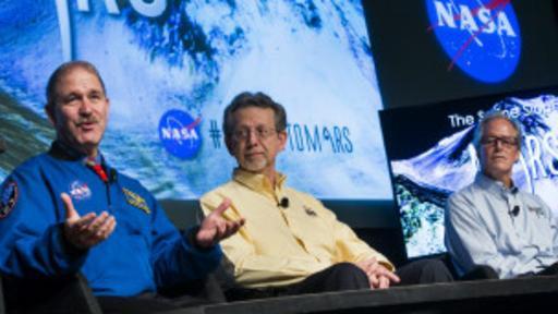 Tras el anuncio, surgió la pregunta inevitable: ¿puede haber vida en Marte? (Foto: EPA)