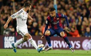 """Agente a padre de Neymar: """"Que termine carrera en Real Madrid"""""""