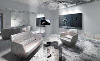 Una suite espacial que te hará sentir como un astronauta