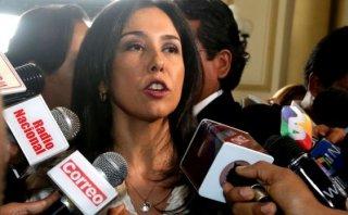 Nadine Heredia: TC ya tiene el recurso contra su hábeas corpus