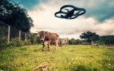 Australia utiliza drones y robots para mejorar la agricultura