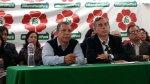"""Marco Arana criticó a Simon por """"patear tablero"""" y dejar Únete - Noticias de salomon lerner ghitis"""