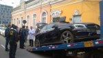 Delincuentes ahora usan autos de marcas lujosas para asaltos - Noticias de vía expresa