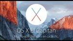 Apple lanza OS X El Capitan y estas son las novedades - Noticias de mac plus