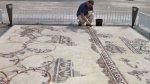 Hallan en Israel mosaico de hace 1.500 años - Noticias de parque de la exposición