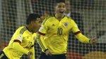Colombia celebra óptima recuperación de James y Murillo - Noticias de eliminatoria europea