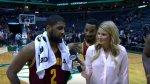 """Mira un resumen de los mejores """"video bombs"""" de la NBA [VIDEO] - Noticias de lance stephenson"""