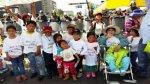 Marcha de sacrificio desde Pasco bloquea tránsito en Lima - Noticias de julio talledo