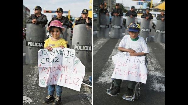 Marcha de sacrificio desde Pasco: llegan a acuerdos iniciales