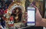 Señor de los Milagros: aplicación para seguir la procesión