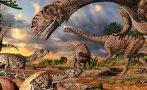 Meteorito y actividad volcánica acabaron con los dinosaurios