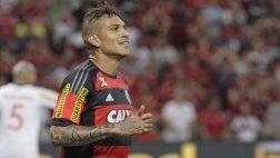 Paolo Guerrero: técnico de Flamengo lo llenó de elogios