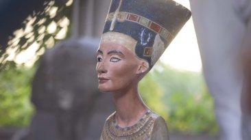 Esta es la réplica más fiel del busto de Nefertiti