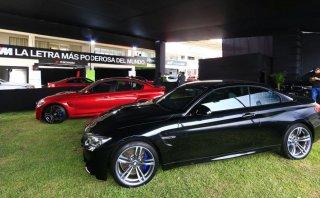 BMW realizó su M Power Tour en La Chutana