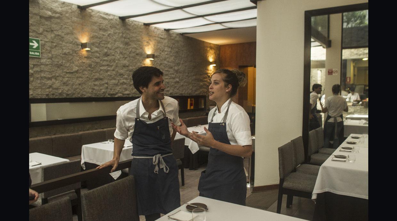 Pía León y Virgilio Martínez forman una joven pareja que trabaja y triunfa en equipo. Foto: Archivo El Comercio
