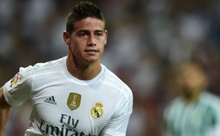 Rafa Benítez advierte que James no puede jugar contra Perú