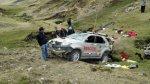 Patrullero cayó a abismo en Chumbivilcas: dos policías murieron - Noticias de rafael grau