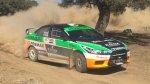 Nicolás Fuchs está listo para correr el Rally de Extremadura - Noticias de hora peruana