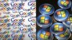 Google y Microsoft terminaron su pelea por patentes - Noticias de microsoft
