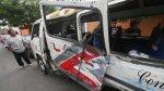 Infractores de tránsito deben más de S/.400 millones en multas - Noticias de accidente de transito