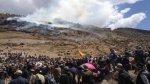 Las Bambas: ordenan prisión preventiva para dos manifestantes - Noticias de hernan quispe