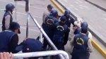 Huaraz: serenos maltrataron a una mujer y su alpaca [VIDEO] - Noticias de huaraz